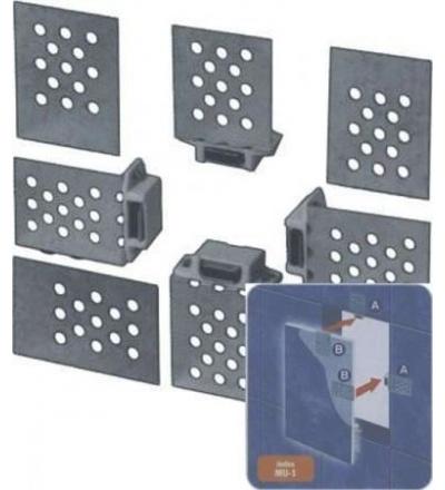 Magnety pro krycí dvířka, stavitelné, 7 mm 600974