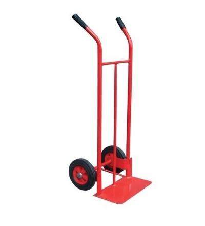 MAT rudl červený, kolo bantam, nosnost 200 kg 105315