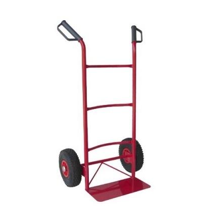 MAT rudl červený, kolo nafukovací, nosnost 250kg 1. 105316