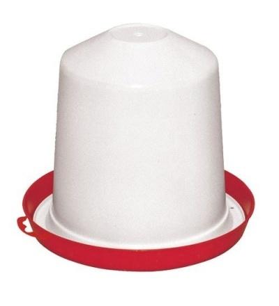Napáječka plastová, překlopná, pro drůbež, 10l 308047