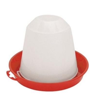 Napáječka plastová, překlopná, pro kuřata, kachňata, 1,5l 308044