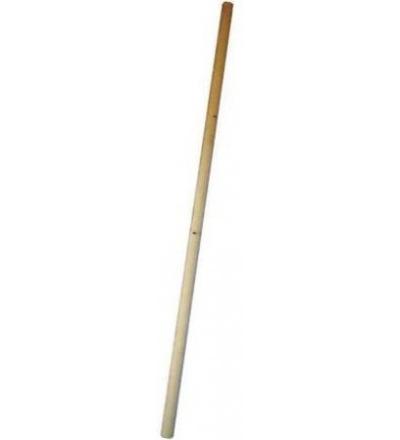 Násada na železné hrábě, O 28 mm, 180 cm 108042