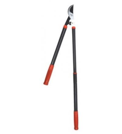 Nůžky zahradnické, celokovové, teleskopické, půlkulaté, 640/940 mm 307158