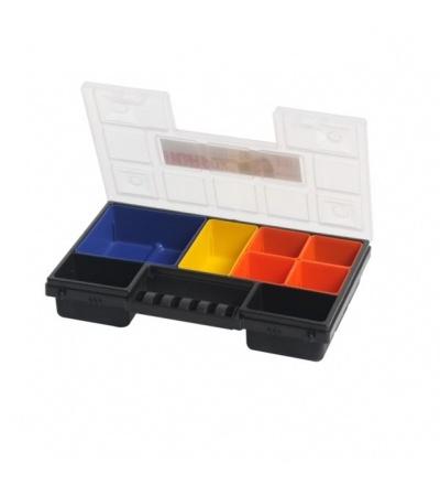 Organizér plastový, norP, miskový systém, 287 x 186 x 50 mm 600334