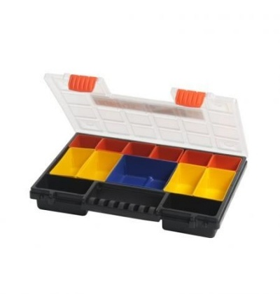 Organizér plastový, norP, miskový systém, 344 x 249 x 50 mm 600335