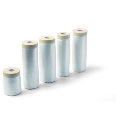 Páska lepící CQ P/F, interiérová, s elektrostatickou fólií, 55 cm x 33 m 701103