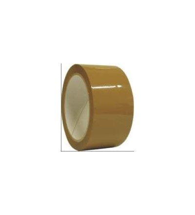 Páska lepící, Havana, na kartony, 38 mm x 66 m 701019