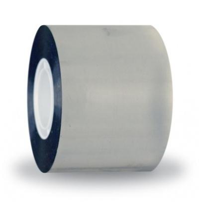 Páska lepící, hliníková + fólie, 50 mm x 50 m 701024