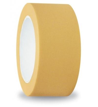 Páska lepící, krepová, maskovací, 50 mm x 50 m 701002