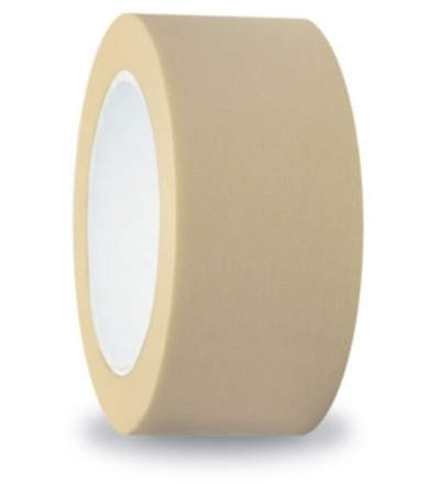 Páska lepící, krepová, maskovací, do 80° C, 38 mm x 50 m 701432