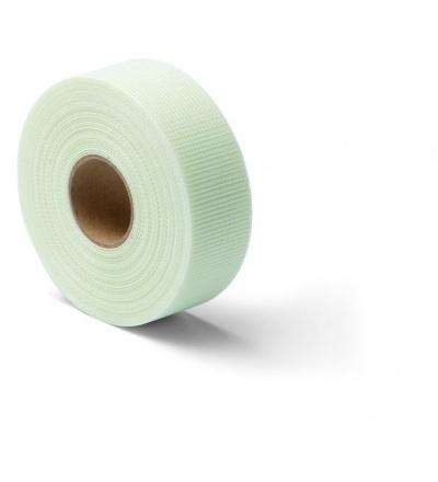 Páska lepící mesh tape, skelná bandáž, 50 mm x 45 m 701202