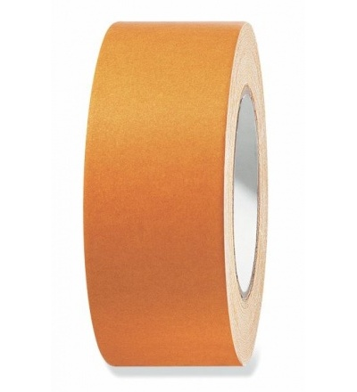 Páska lepící oboustranná, PP, s fóliovým nosičem, 50 mm x 10 m 701012