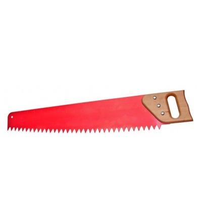 Pila na porotherm, s dřevěnou rukojetí, na extra tvrdé materiály, 34 zubů, profi 401028