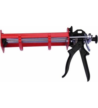 Pistole vytlačovací, dvoukomponentní, 2 x 310 ml 300114