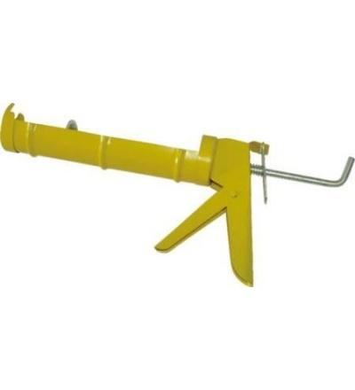 Pistole vytlačovací, skeletová, 310 ml, hobby 300101