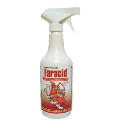 Přípravek FARACID, na hubení mravenců, 500 ml 900018