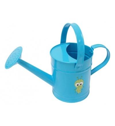 REFLEX dětské zahradní nářadí - konev, kovová, modrá, 1,6 l 307188