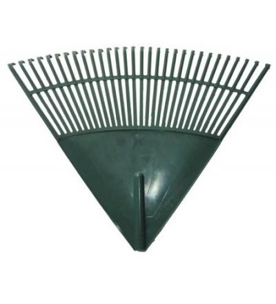 REFLEX hrábě na listí, plastové, s tulejí, 30 planžet 307173