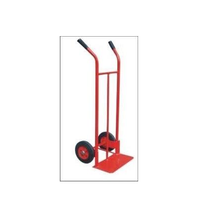 Rudl červený, kolo bantam, nosnost 200 kg 105315