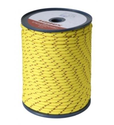 šňůra, PPV/prolen baška, pro čerpadla a vodní sporty, O 6 mm x 100 m, Lanex 405056