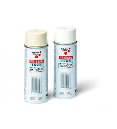 Sprej barva, bílá na radiátory, teplotně odolná do 120°C, 400 ml 800685