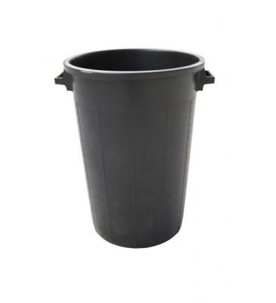 Sud plastový, černý, 100l 309307