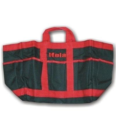 Taška na nářadí, pracovní, plátěná, 5 kapes 606026