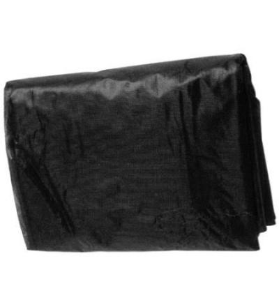 Textilie černá, na zaklíčení jahod,  1,4 x 5 m 600754