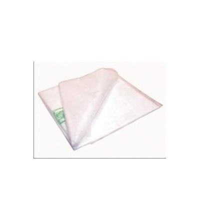 Textilie netkaná, bílá, 1,6 x 5 m, 17 g / m2 600775