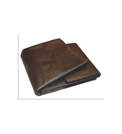 Textilie netkaná, černá 1,6 x 5 m, 45 g / m2 600777