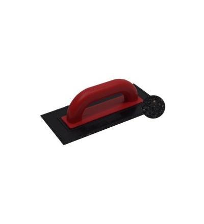 TOPTRADE hladítko ABS, brusné, zrnitost 16, 275 x 135 mm 106639