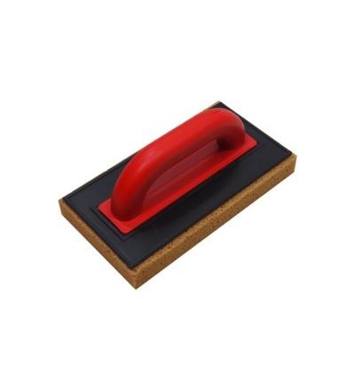 TOPTRADE hladítko ABS, houba mořská, německá, řezaná, 250 x 130 x 30 mm 105682