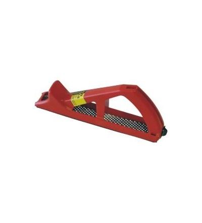 TOPTRADE hoblík na sádrokarton, plastový,  250 mm 106370