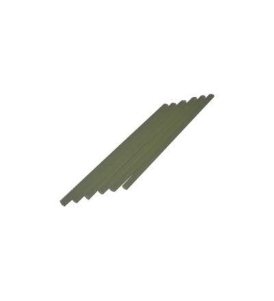 TOPTRADE lepidlo tavné, transparentní, O 7,5 mm / 1 kg 601103