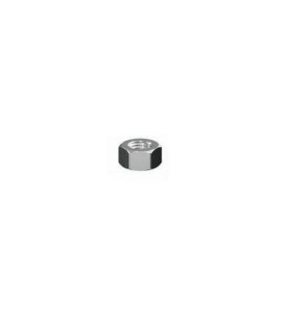 TOPTRADE matice pozinkovaná, přesná, balení 100 ks, M6 500501