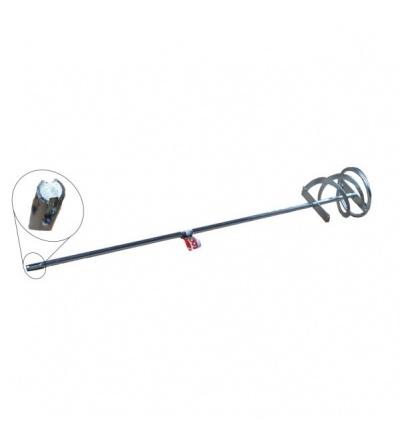TOPTRADE míchadlo pozinkované, SDS+, O 100 mm 105282