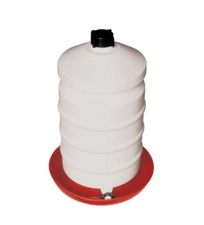 TOPTRADE napáječka plastová, barelová, pro kuřata, kachňata, housata, 20l 308063
