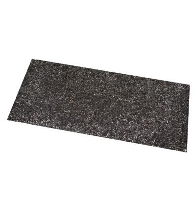 TOPTRADE papír náhradní, brusný, 180 x 400 mm 106634