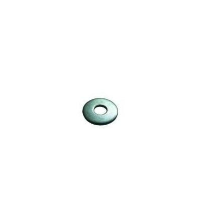 TOPTRADE podložka pozinkovaná, balení 100 ks, O 14 mm 500511