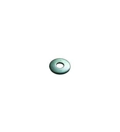 TOPTRADE podložka pozinkovaná, balení 100 ks, O 6 mm 500507