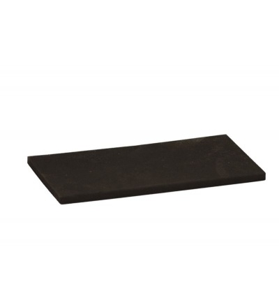 TOPTRADE povrch náhradní, mikropryž, 200 x 105 x 8 mm 105216