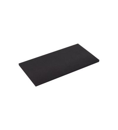 TOPTRADE povrch náhradní, mikropryž, 280 x 140 x 8 mm 106015
