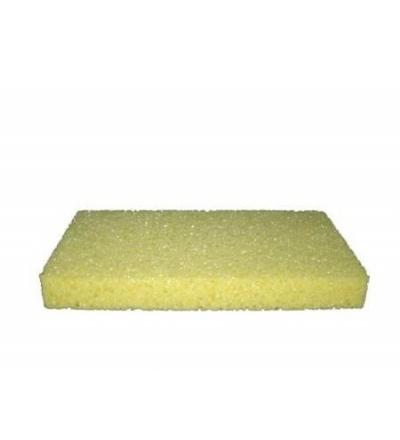 TOPTRADE povrch náhradní, mořská houba, extra, řezaná, 250 x 130 x 30 mm 105487