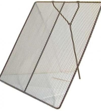 TOPTRADE prohazovačka, oko 15 mm, 800 x 1000 mm 600617