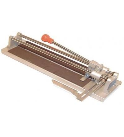 TOPTRADE řezačka na obklady, s lámačkou a úhelníkem, 600 mm, standard 602021