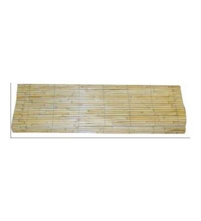 TOPTRADE rohož rákosová, rákos štípaný Naturcane, 1,5 x 5 m 600784