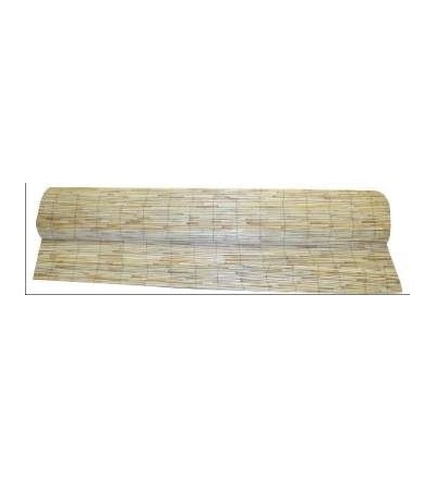 TOPTRADE rohož rákosová, rákos úzký Reedcane, 2 x 5 m 600782