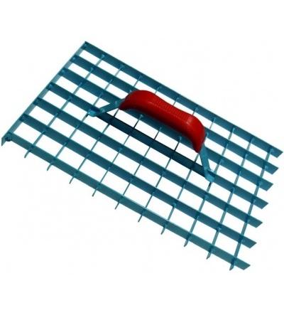 TOPTRADE škrabák omítek mřížový, 370 x 210 mm 106081