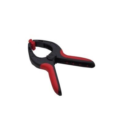 TOPTRADE svorka plastová, pružinová 115 x 42 mm 603120