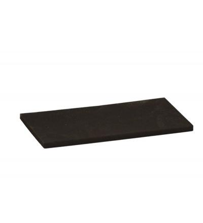 TOPTRADE tabule, mikropryž, 1200 x 800 x 8 mm 105358
